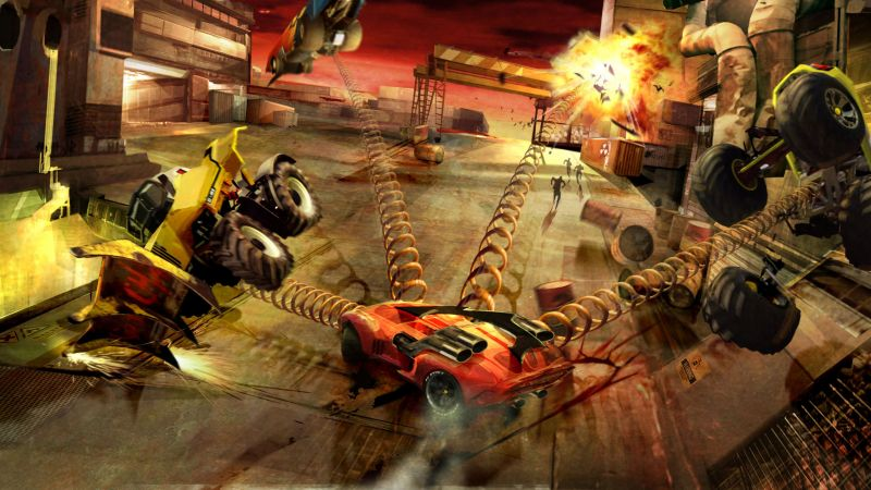 Carmageddon: Reincarnation, Best Games 2015, game, racing, PC (horizontal)