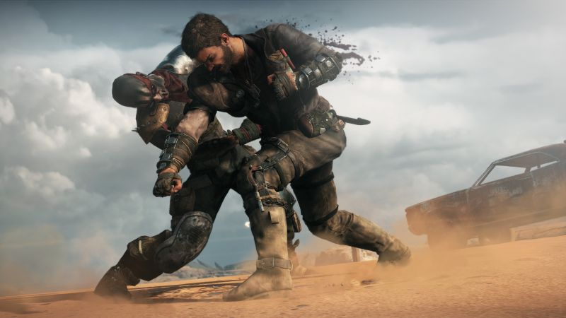Mad Max, Best Games 2015, game, shooter, PC, PS4, Xbox One (horizontal)