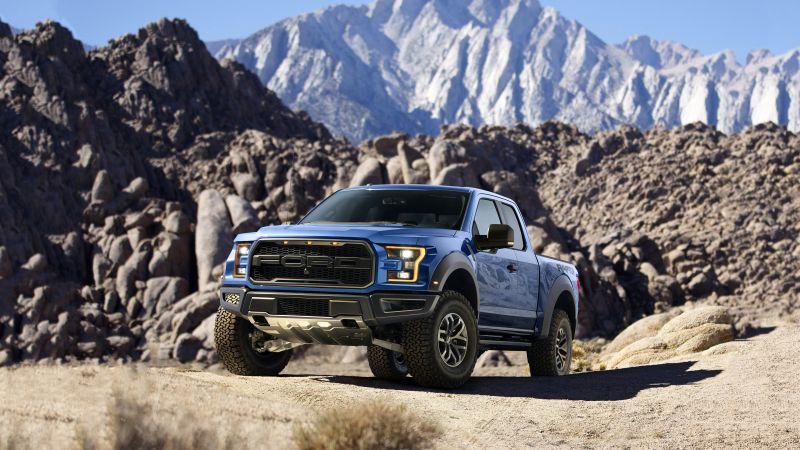Ford F-150 Raptor, 2015 Detroit Auto Show, Best Cars 2015 (horizontal)
