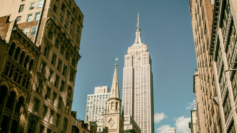 Empire State Building, Manhattan, New York City (horizontal)