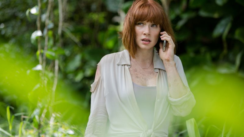 Bryce Dallas Howard, Most Popular Celebs, actress, Jurassic world (horizontal)
