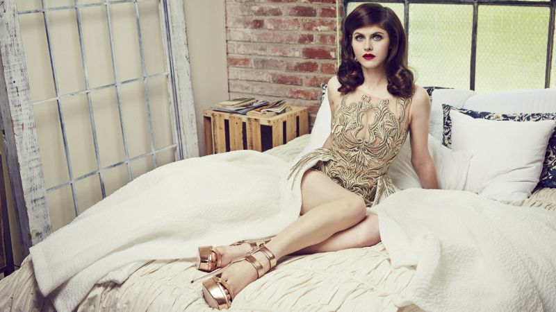 Alexandra Daddario, Most Popular Celebs, actress (horizontal)