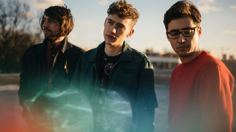 Years & Years, Top music artist and bands, Olly Alexander, Mikey Goldsworthy, Emre Turkmen (horizontal)