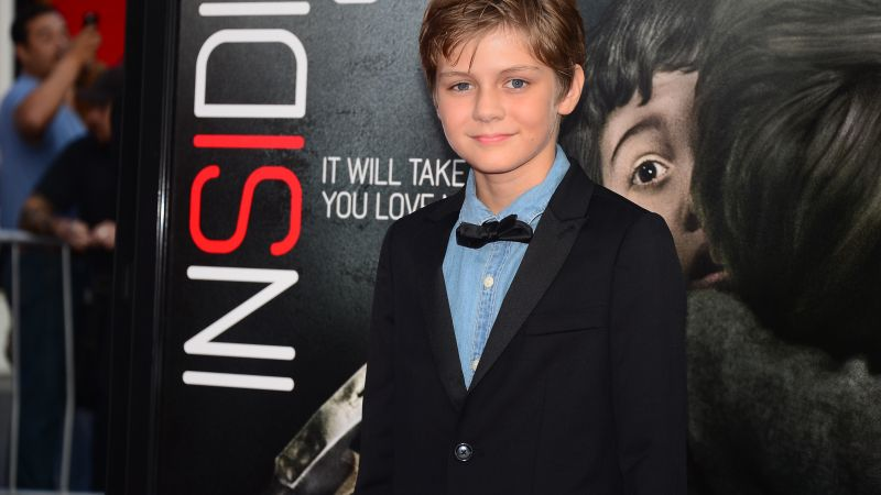 Ty Simpkins, Most Popular Celebs, actor (horizontal)