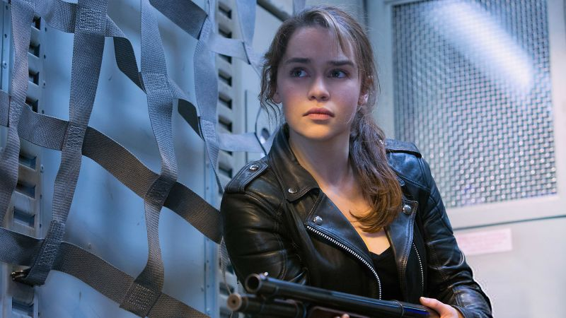 Terminator: Genisys, Best Movies of 2015, Emilia Clarke (horizontal)