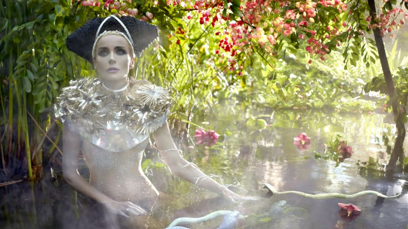 Daphne Guinness, Top Fashion Models, model (horizontal)
