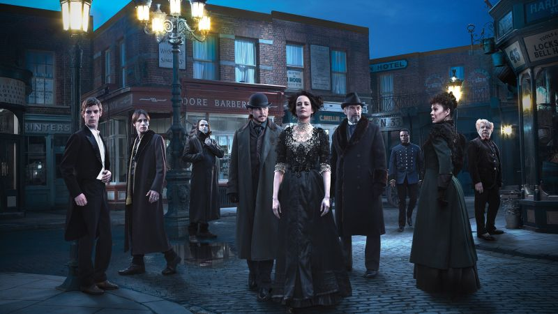 Penny Dreadful, Best TV Series of 2015, 2 season (horizontal)