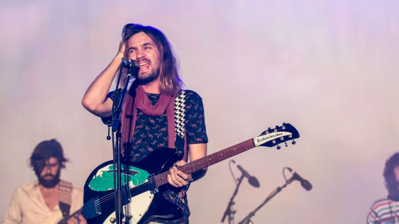 Tame Impala, Top music artist and bands, Kevin Parker, Dominic Simper, Jay Watson, Cam Avery, Julien Barbagallo (horizontal)