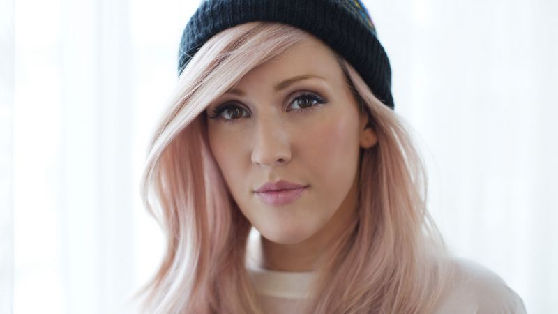 Ellie Goulding, Top music artist and bands, blond (horizontal)