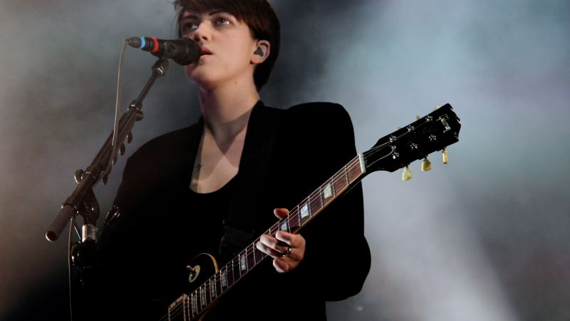 The xx, Top music artist and bands, Romy Madley Croft (horizontal)