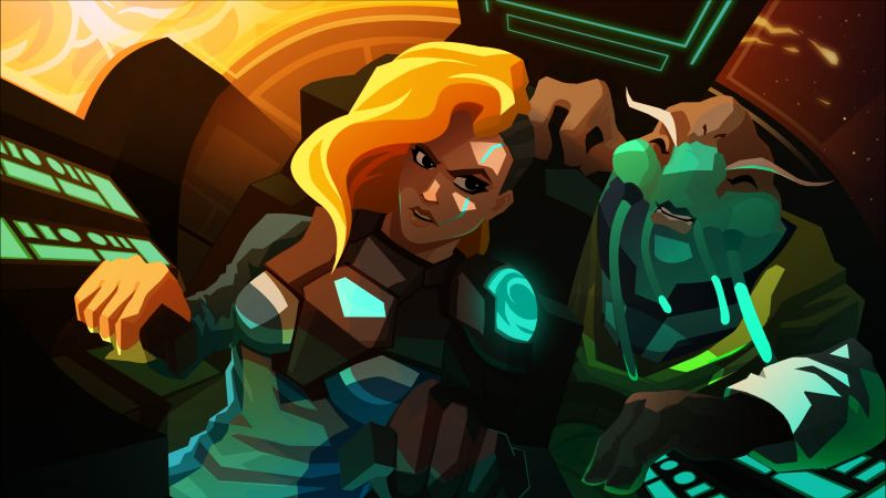 Velocity 2X, Best Games 2015, game, arcade, sci-fi, PC (horizontal)