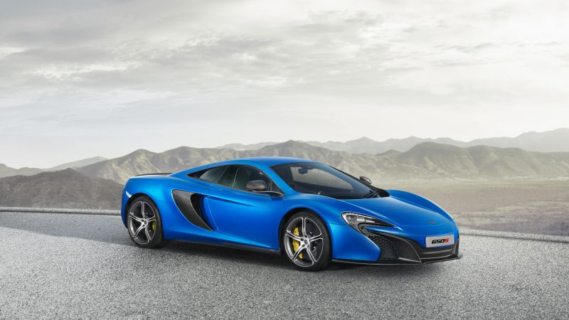 McLaren 650S, sport car, coupe, review, buy, rent (horizontal)