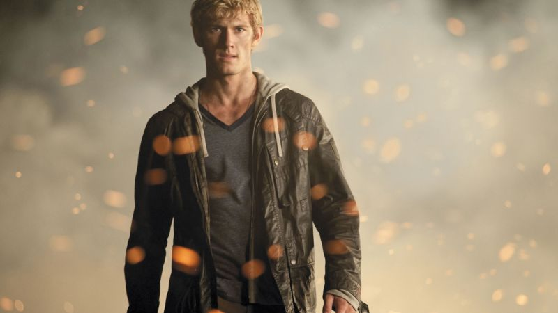 Alex Pettyfer, Most Popular Celebs, actor, I Am Number Four (horizontal)