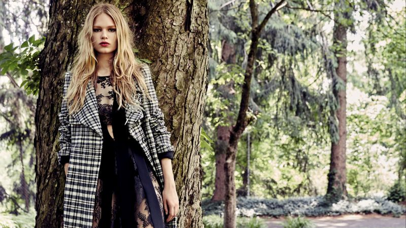 Anna Ewers, Top Fashion Models, model (horizontal)
