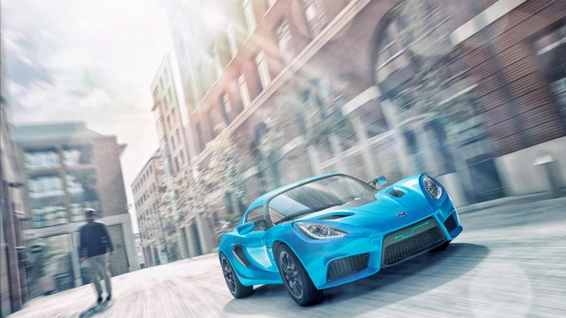 Detroit Electric SP:01, sport car, electric, coupe, review, buy, rent (horizontal)