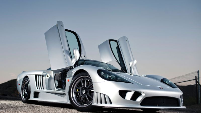 Saleen S7, supercar, coupe, test drive, review, buy, rent (horizontal)