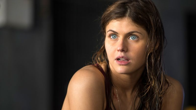 Alexandra Daddario, Most Popular Celebs, actress, San Andreas (horizontal)