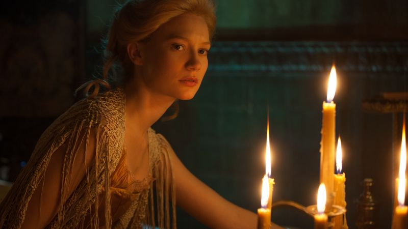 Crimson Peak, movie, Mia Wasikowska (horizontal)