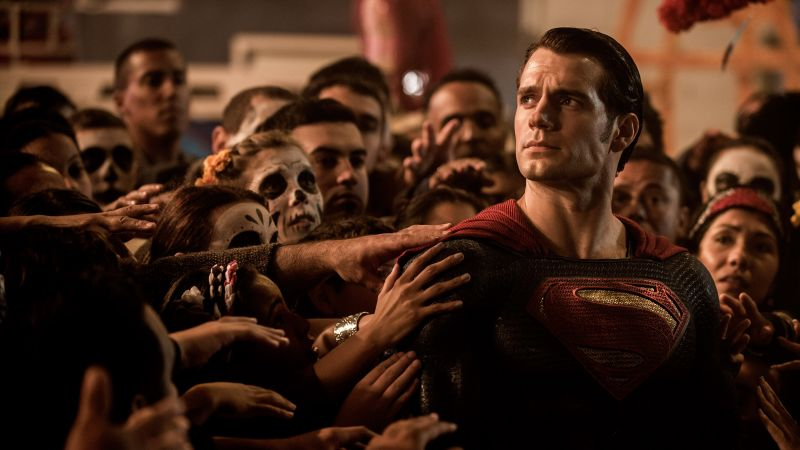 Batman v Superman: Dawn of Justice, Henry Cavill, Superman (horizontal)
