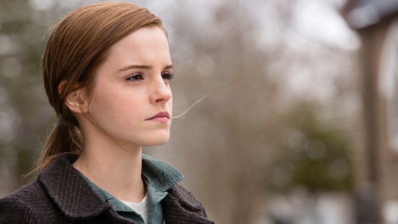 Regression, Emma Watson (horizontal)