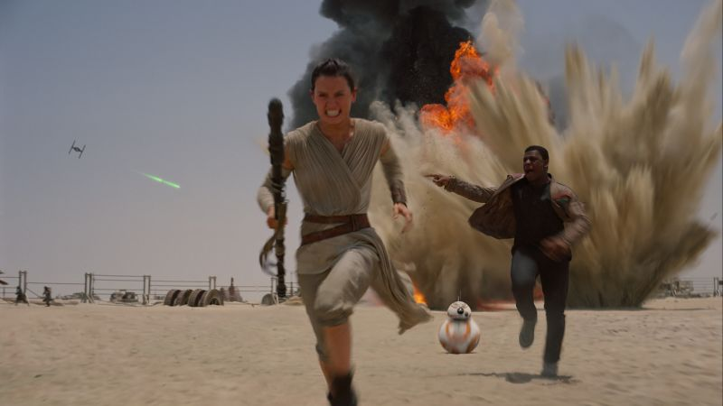 Star Wars: Episode VII - The Force Awakens (horizontal)