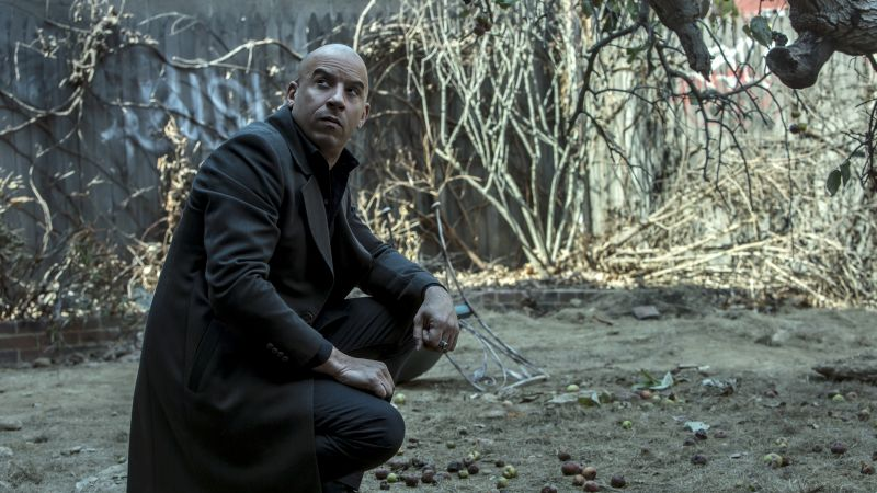 The Last Witch Hunter, Vin Diesel (horizontal)