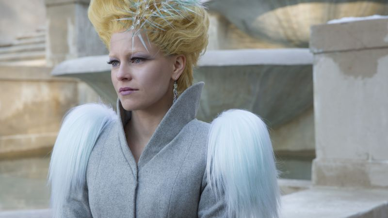 The Hunger Games, Mockingjay - Part 2, Elizabeth Banks (horizontal)