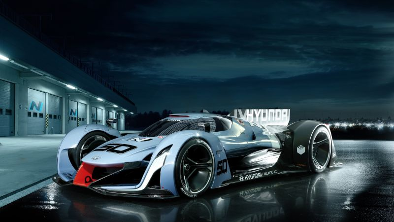 Hyundai N 2025 Vision Gran Turismo, Hyundai, Grand Sport, sport car, Best cars of 2015 (horizontal)