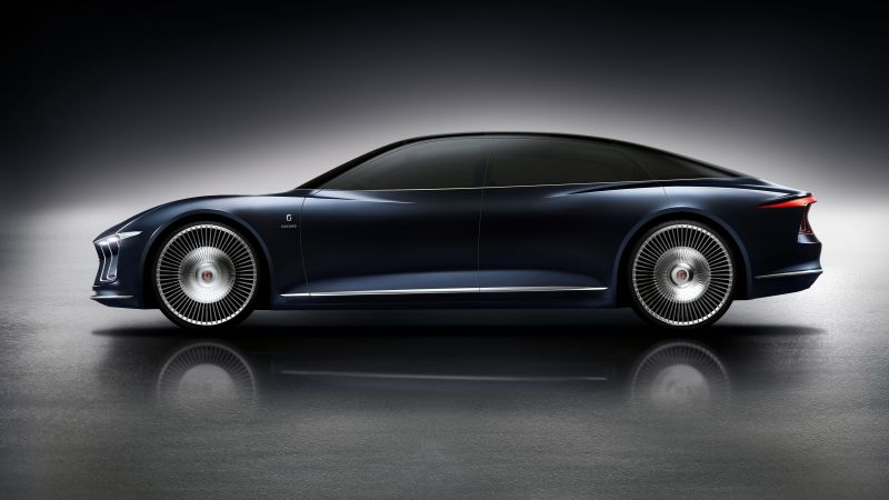 Giugiaro GEA, Concept car, future (horizontal)