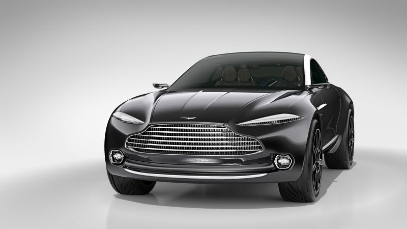 Aston Martin DBX, supercar, electric cars, 4K (horizontal)