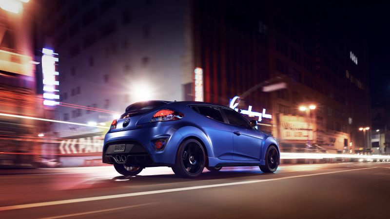 Hyundai Veloster, Rally Edition, sports car, rally, hyundai (horizontal)