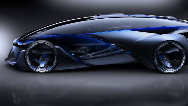 Chevrolet FNR, concept, Chevrolet, sports car, Frankfurt 2015, future cars, cars 2016 (horizontal)