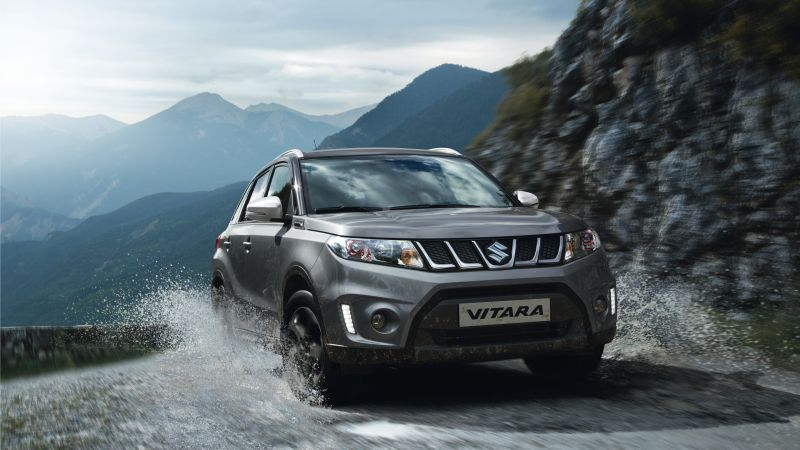 Suzuki Vitara S, SUV, crossover, review, buy, rent (horizontal)