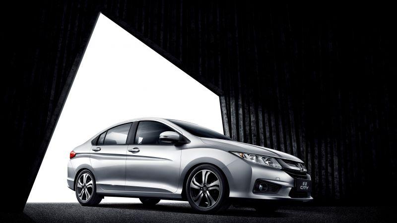 Honda City, Auto Shanghai 2015, Asian Auto Show 2015 (horizontal)