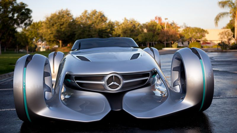 Mercedes-Benz Silver Arrow, future cars (horizontal)