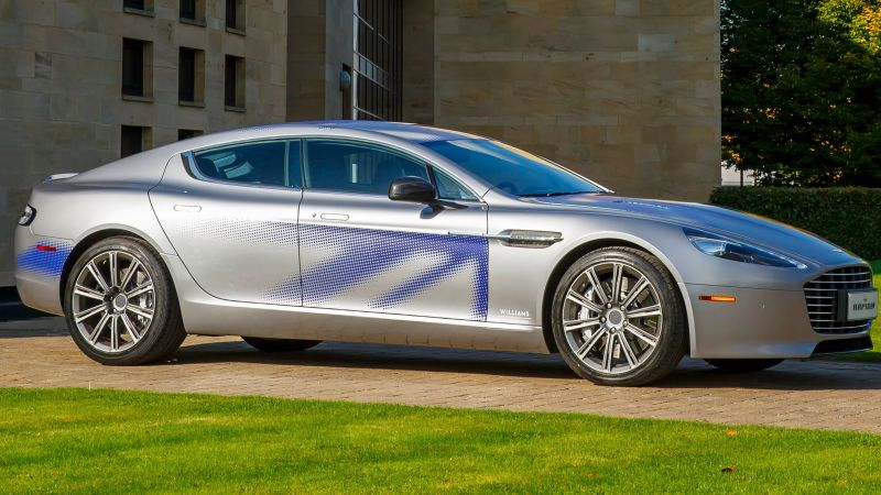 Aston Martin RapidE, electrocar, concept, aston martin, best cars of 2016, cars 2017 (horizontal)