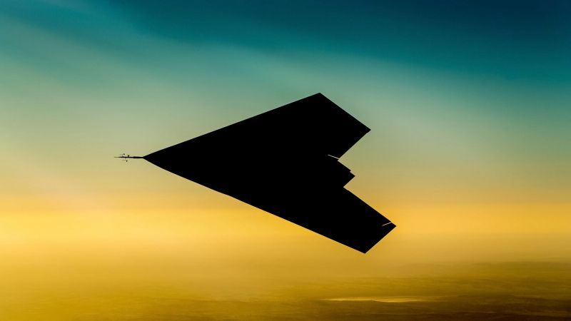 Taranis, Raptor, BAE Systems, British Army, UAV, stealth technology, stealth, UCAV (horizontal)