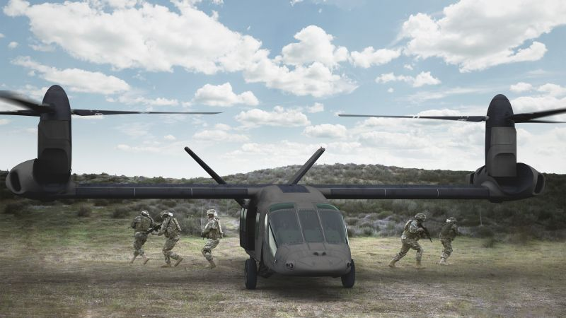 Bell V-280 Valor, Vertical lift aircraft, USA army, aircraft future, 2020, 2017 (horizontal)