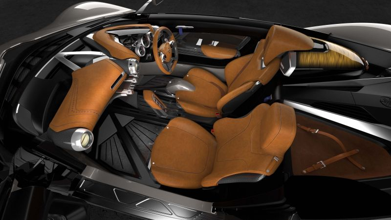 Yamaha Sports Ride, interior, Yamaha, concept (horizontal)
