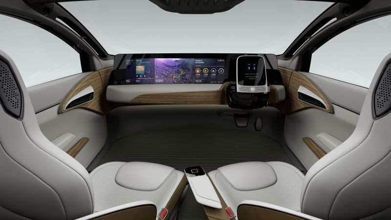 Nissan IDS, Concept, luxury, test (horizontal)