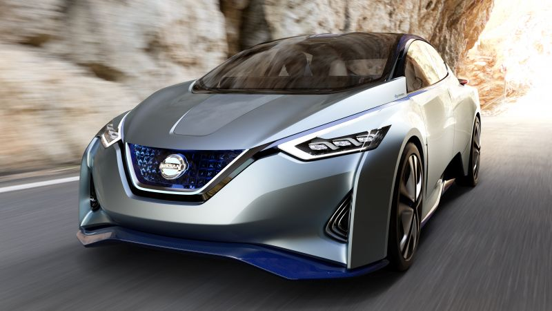 Nissan IDS, Concept, luxury, future cars (horizontal)