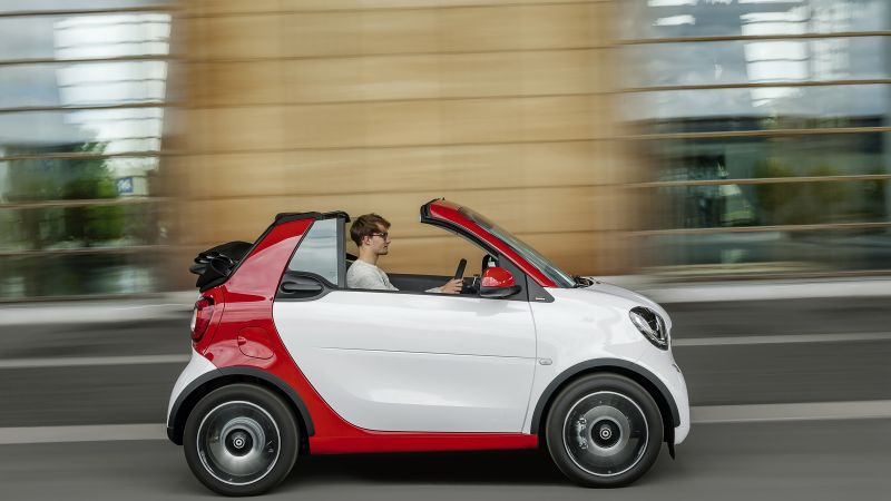 Smart Fortwo, Passion Cabrio, concept, Urban Style (horizontal)