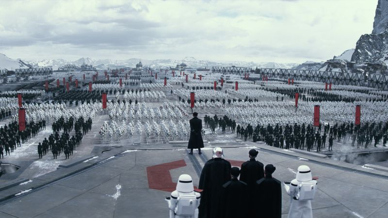 Star Wars: Episode VII - The Force Awakens, army (horizontal)