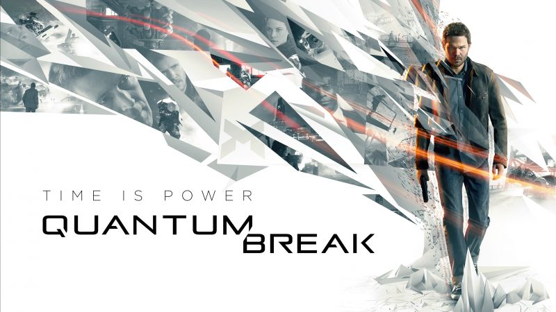 Quantum Break, Best Game, shooter, sci-fi, Xbox One (horizontal)