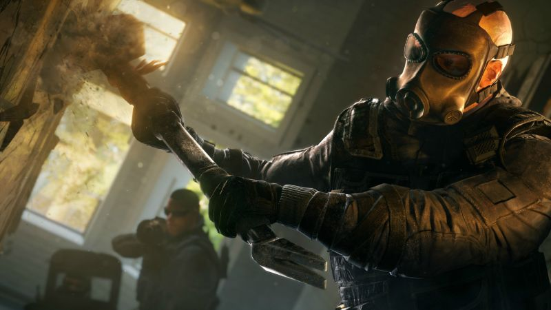 Rainbow Six: Siege, Best Game, shooter, fps, PC, PS4, Xbox One (horizontal)