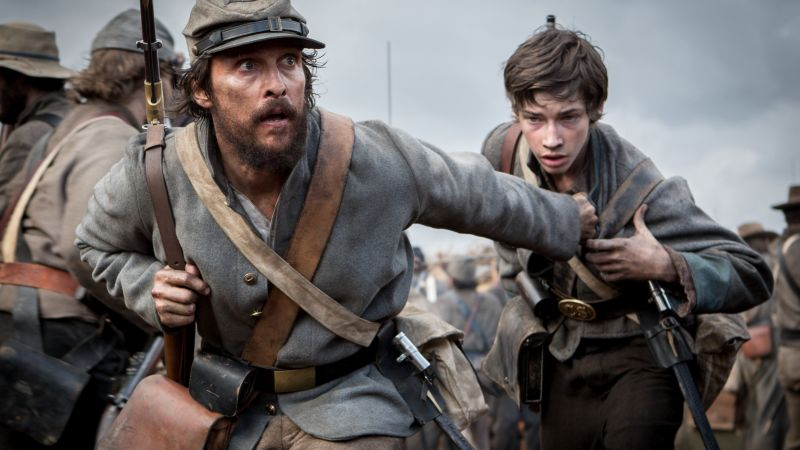 The Free State of Jones, Best movies, Matthew McConaughey (horizontal)