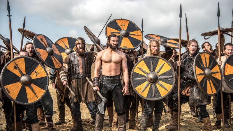 Vikings, Clive Standen, Best TV Series, season 4 (horizontal)