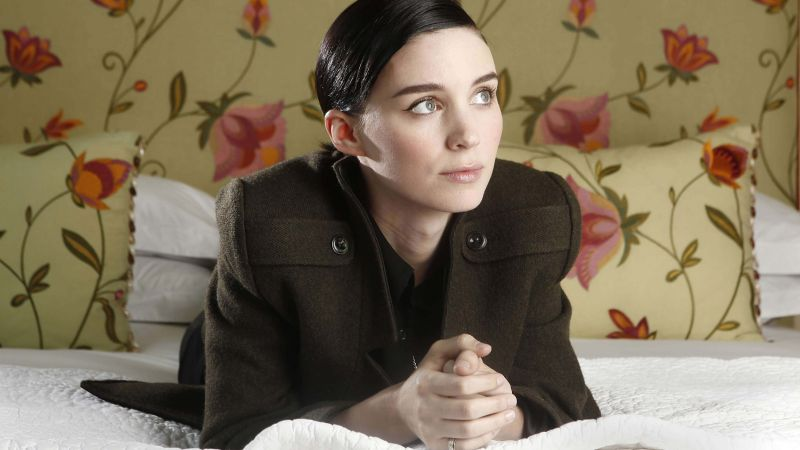 Rooney Mara, Most popular celebs, actress (horizontal)