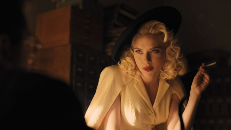 Hail, Caesar!, Scarlett Johansson, Best Movies, movie, detective (horizontal)