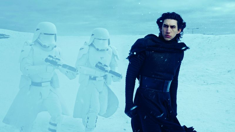 Star Wars: Episode VII - The Force Awakens, Adam Driver, Best Movies (horizontal)